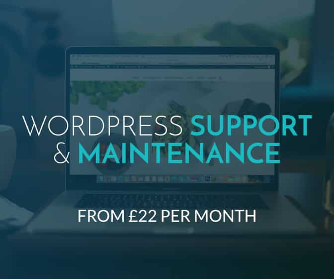 WordPress Maintenance & Support Plans
